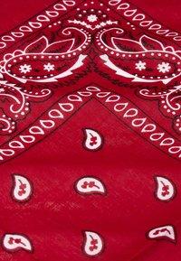 Urban Classics - BANDANA - Foulard - red - 2