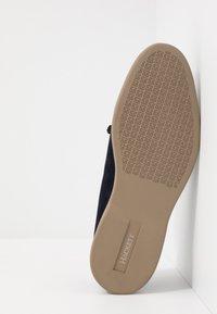 Hackett London - Elegantní nazouvací boty - navy - 4