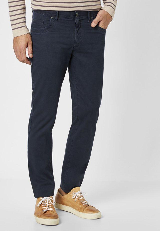 MILTON - Straight leg jeans - navy
