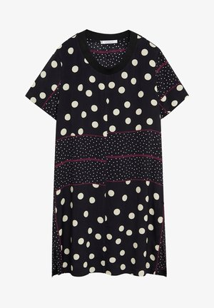 VALENTIN - Day dress - schwarz
