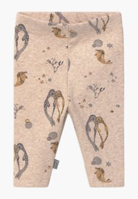 Hust & Claire - LILLE - Leggings - Trousers - ochre - 0