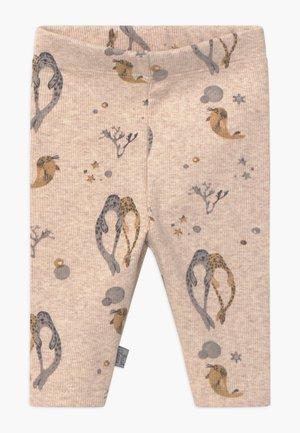 LILLE - Leggings - Trousers - ochre
