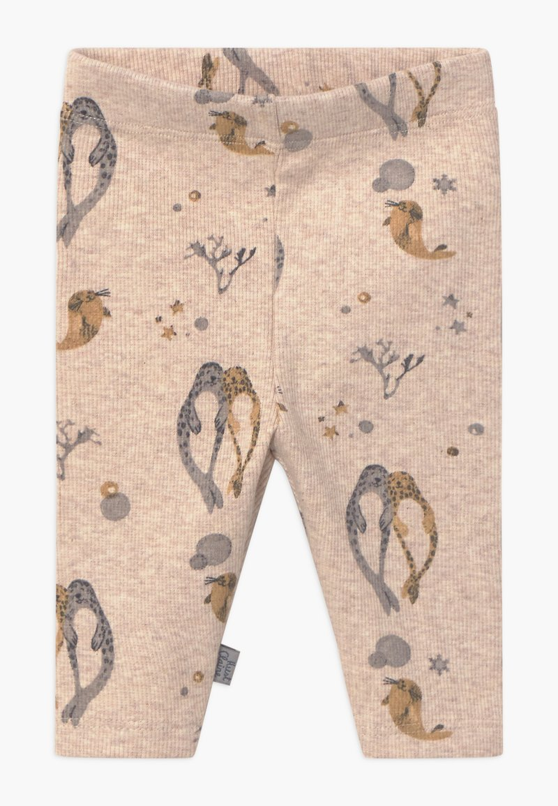 Hust & Claire - LILLE - Leggings - Trousers - ochre