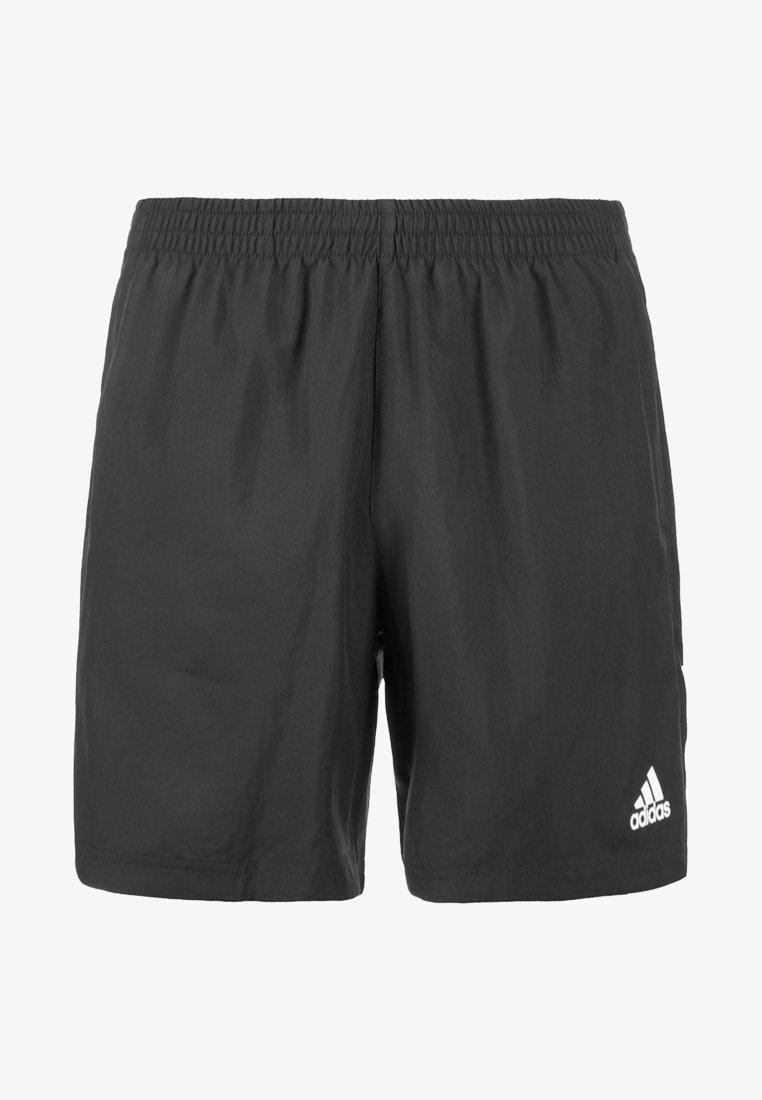 adidas Performance - OWN THE RUN  SHORTS - kurze Sporthose - black