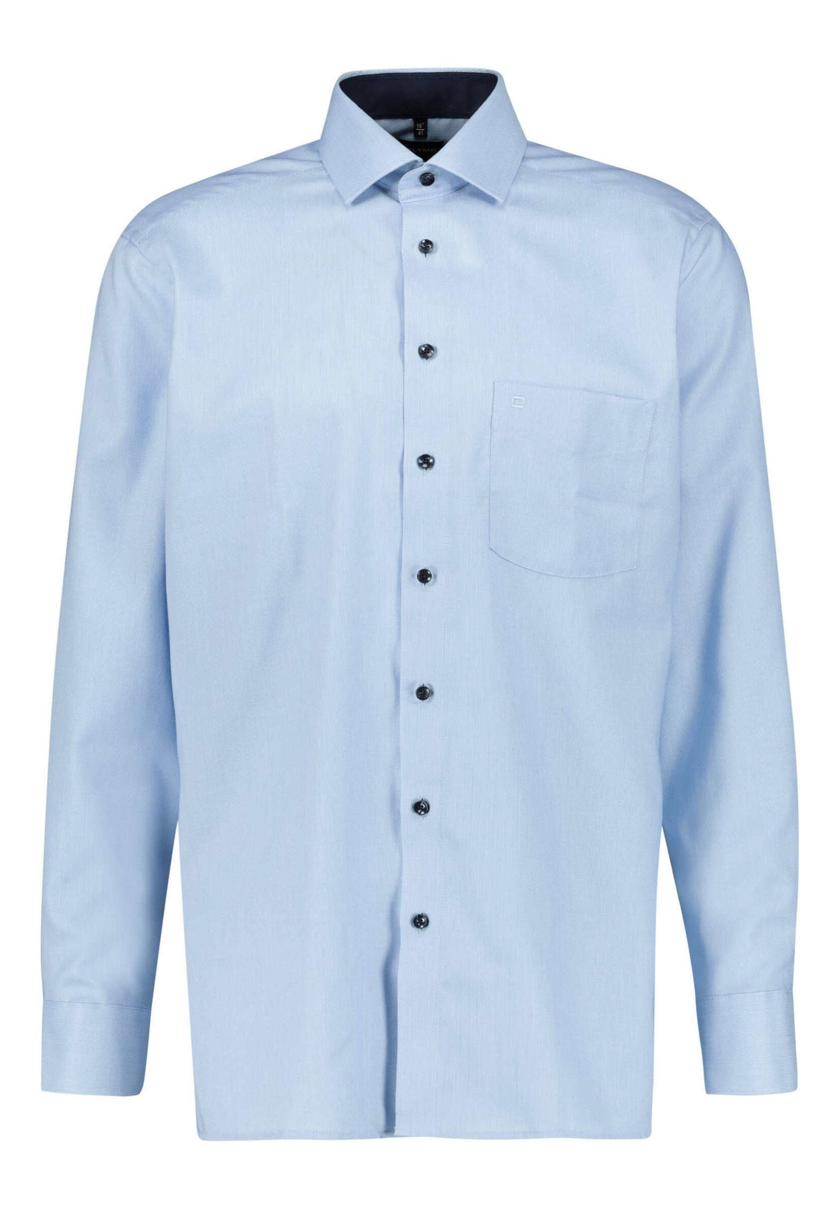 Herren 0400/64 HEMDEN - Businesshemd - stoned blue