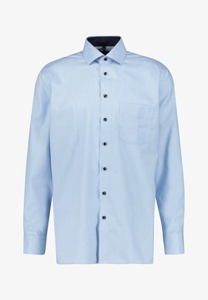 0400/64 HEMDEN - Formal shirt - stoned blue