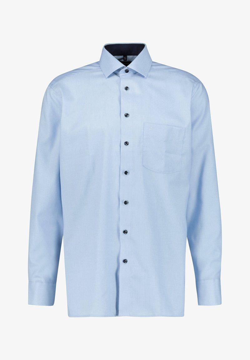 OLYMP Luxor - 0400/64 HEMDEN - Formal shirt - stoned blue