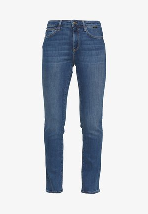 DARIA - Jeansy Slim Fit - blue denim