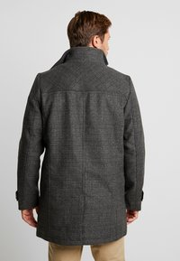 TOM TAILOR - 2 IN 1 - Classic coat - dark grey - 2
