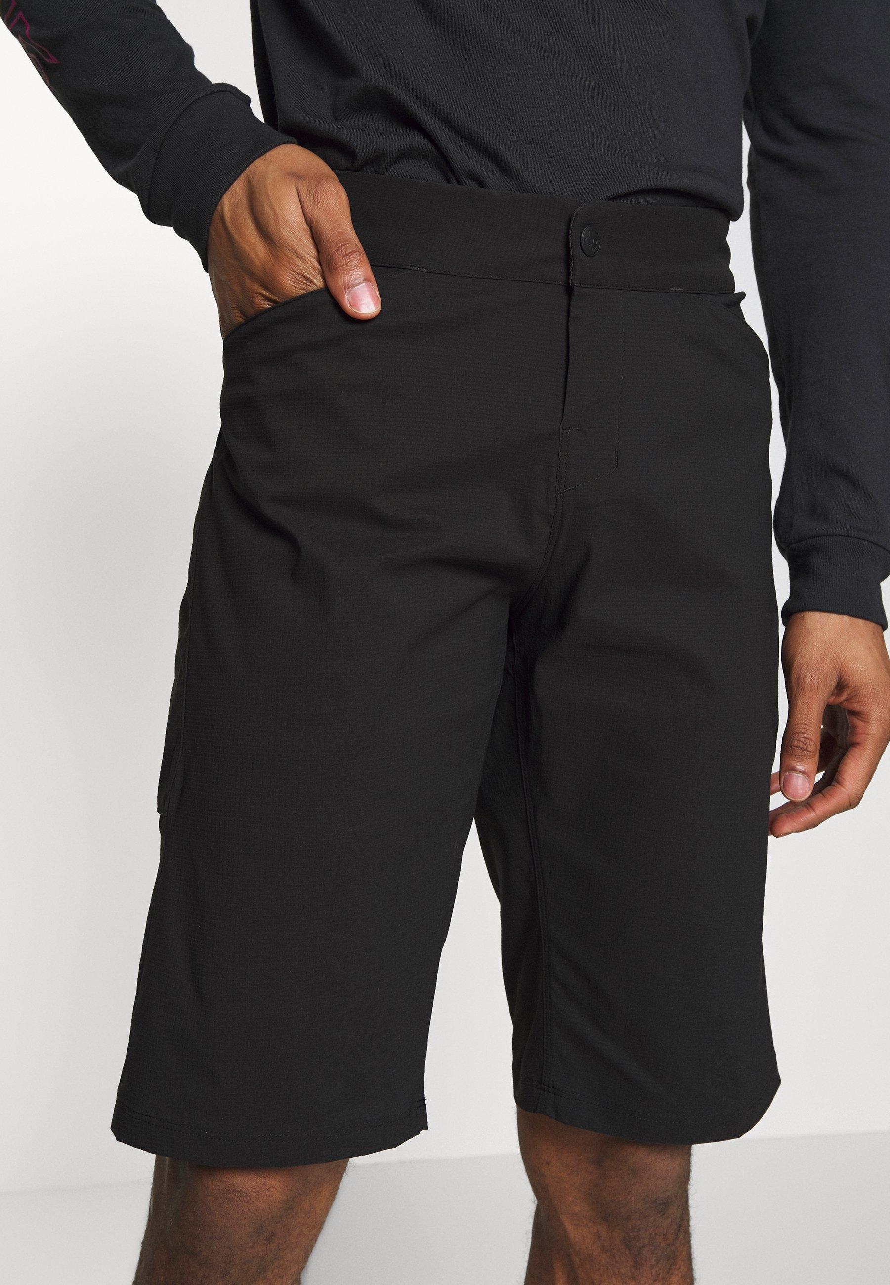 RANGER UTILITY SHORT 2 IN 1 kurze Sporthose black