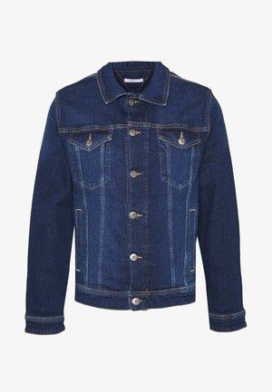 Kurtka jeansowa - blue dark wash
