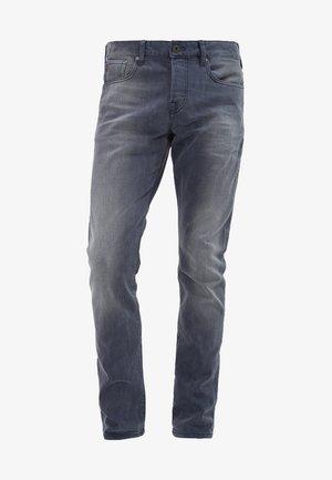 Jean slim - concrete bleach
