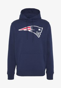Fanatics - NFL NEW ENGLAND PATRIOTS ICONIC PRIMARY LOGO GRAPHIC HOOD - Bluza z kapturem - navy - 3