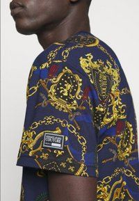 Versace Jeans Couture - Triko spotiskem - multi - 6