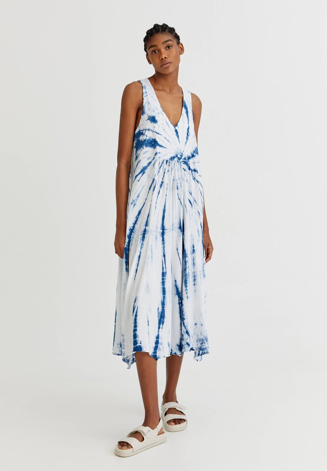 Sukienka letnia - light blue