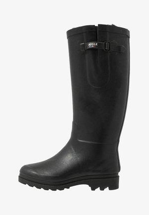 AIGLENTINE  - Gummistøvler - noir