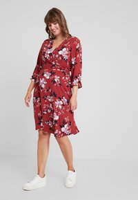 Vero Moda Curve - Day dress - cowhide - 1
