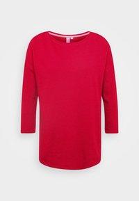 Q/S designed by - Maglietta a manica lunga - brick red - 4
