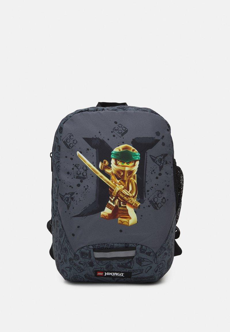Lego Bags - RASMUSSEN KINDERGARTEN BACKPACK UNISEX - Rucksack - grey