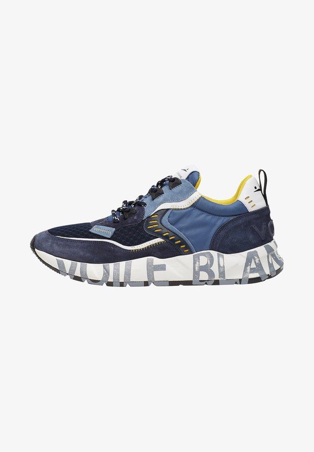 CLUB01 - Trainers - blue
