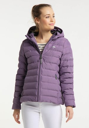 Winter jacket - rauchlila