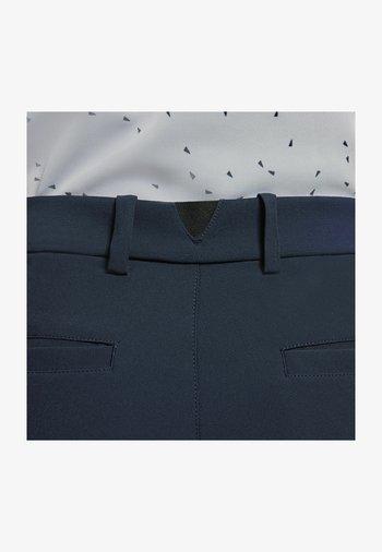 HYBRID - Pantalón corto de deporte - obsidian/obsidian