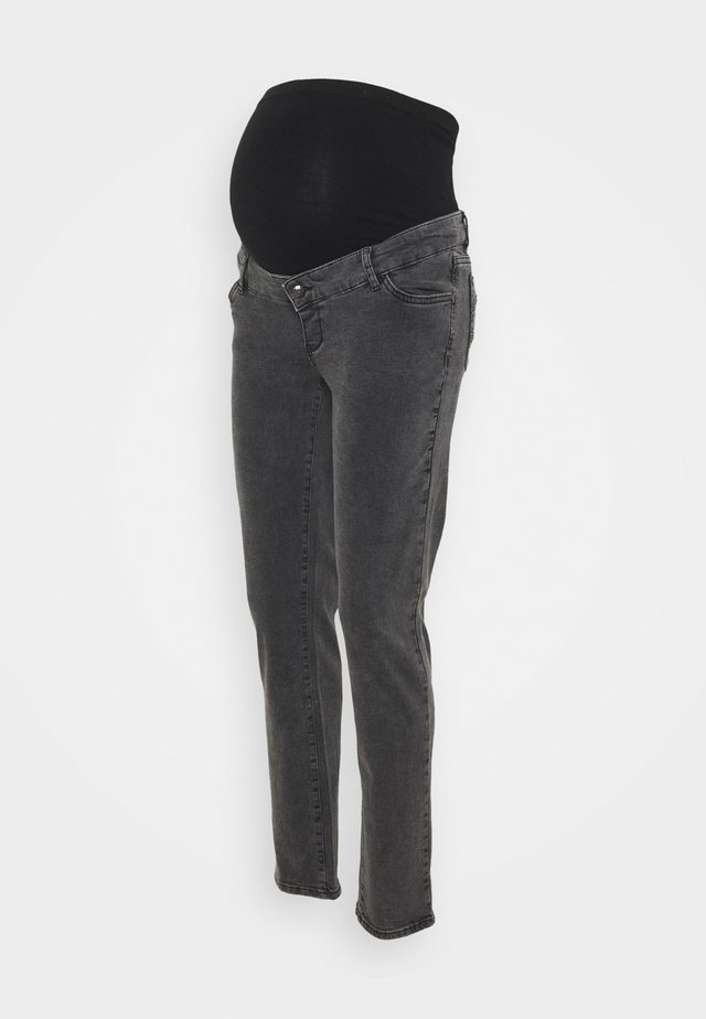MLELKO - Jeans Relaxed Fit - black denim