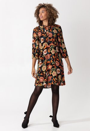 LINDY - Day dress - black
