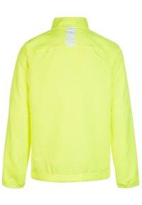 Nike Performance - DRY ACADEMY - Training jacket - neon yellow - 1