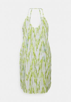 NMRITA SHORT DRESS - Kjole - sugar swizzle/multi color