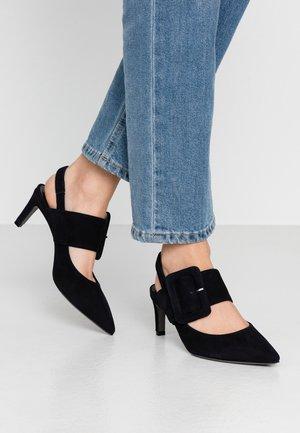 ENNY - Classic heels - ocean