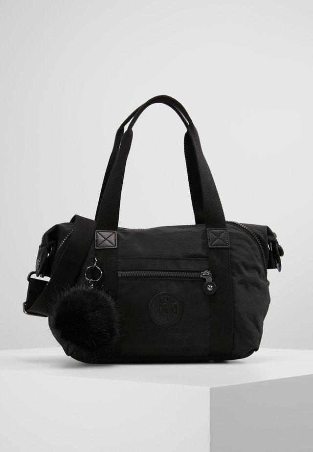 ART S - Shopping Bag - true dazz black