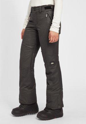Zimní kalhoty - black out