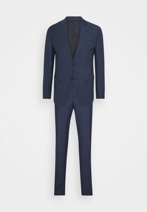 SPECKLED SUIT - Suit - blue