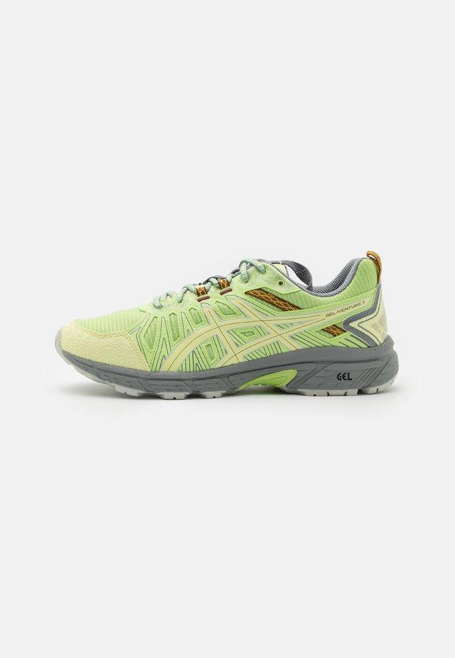 HN1-S GEL-VENTURE™ 7 - Sneakersy niskie - lime green/huddle yellow