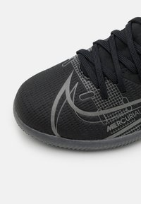 Nike Performance - MERCURIAL 8 CLUB IC UNISEX - Indoor football boots - black/iron grey - 5