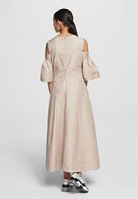KARL LAGERFELD - Maxi dress - sandstone - 1