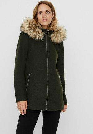 Light jacket - peat