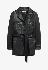 Mango - BETA-I - Short coat - noir - 6