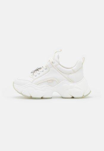 VEGAN BINARY ICE - Sneakers basse - white