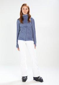 Columbia - ROFFE RIDGE - Snow pants - white - 1