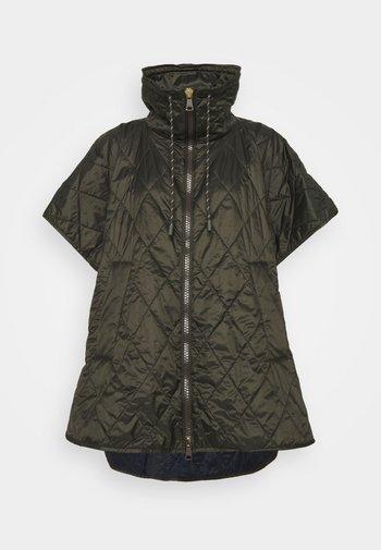 CANDORE - Light jacket - khaki green