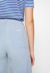 Rolla's - SUPER SAILOR RAMIE PANT - Trousers - sky blue - 3
