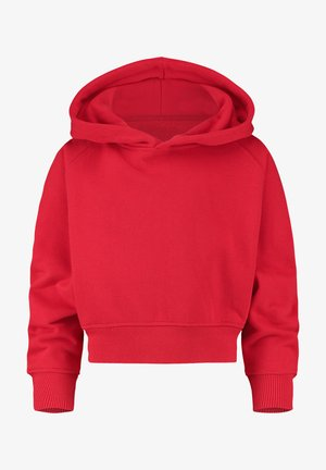 Hoodie - classic red