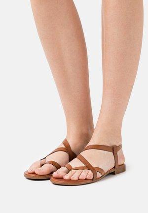 ESTELA - Sandals - brown