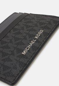 Michael Kors - MONEY PIECE UNISEX - Wallet - black - 4