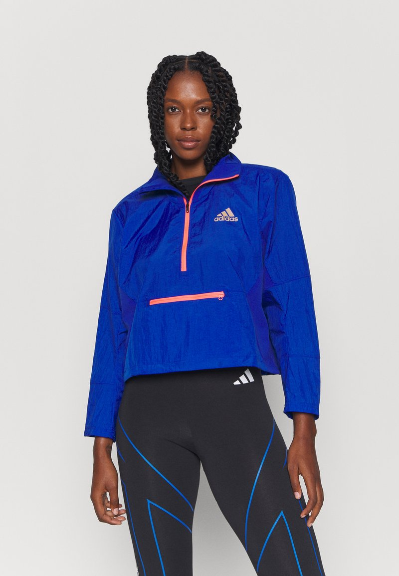 adidas Performance - ADAPT JACKET - Sports jacket - royal blue