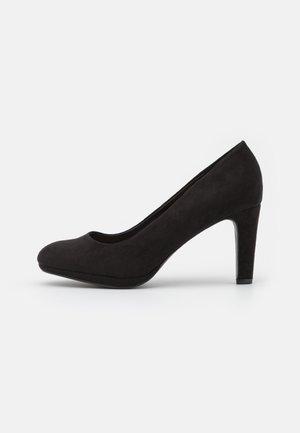COMFORT - Klassieke pumps - black