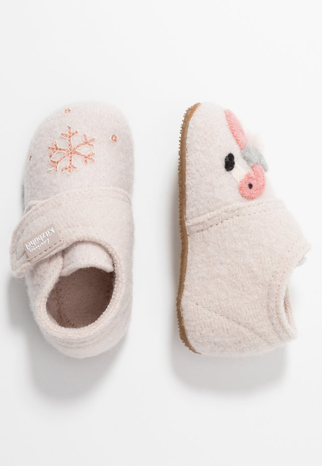 BABYKLETT WINTERFLAMINGO - Chaussons - frost
