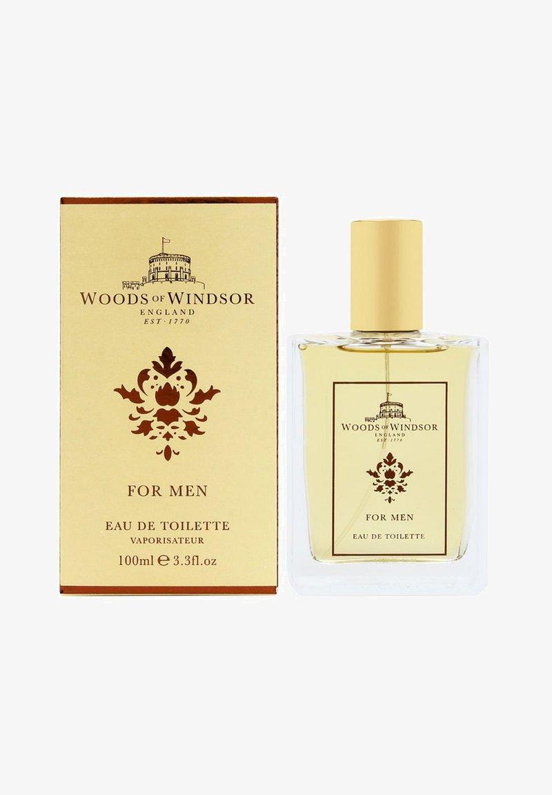 Woods of Windsor - WOODS OF WINDSOR FOR MEN EAU DE TOILETTE 100 ML - Eau de Toilette - -